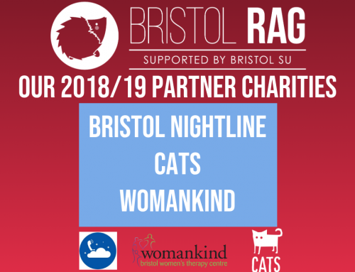 Womankind selected as a partner by Bristol students!