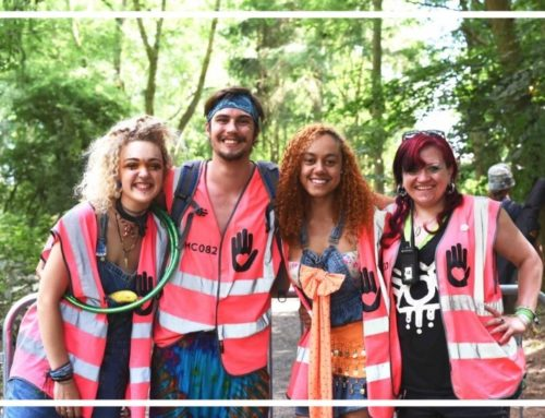 Fancy volunteering at a festival?