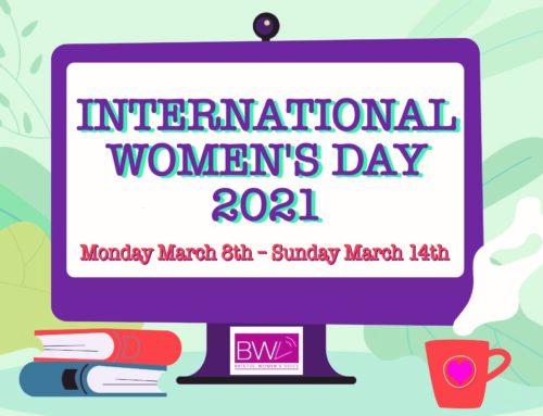 Celebrate International Women's Day with BWV!