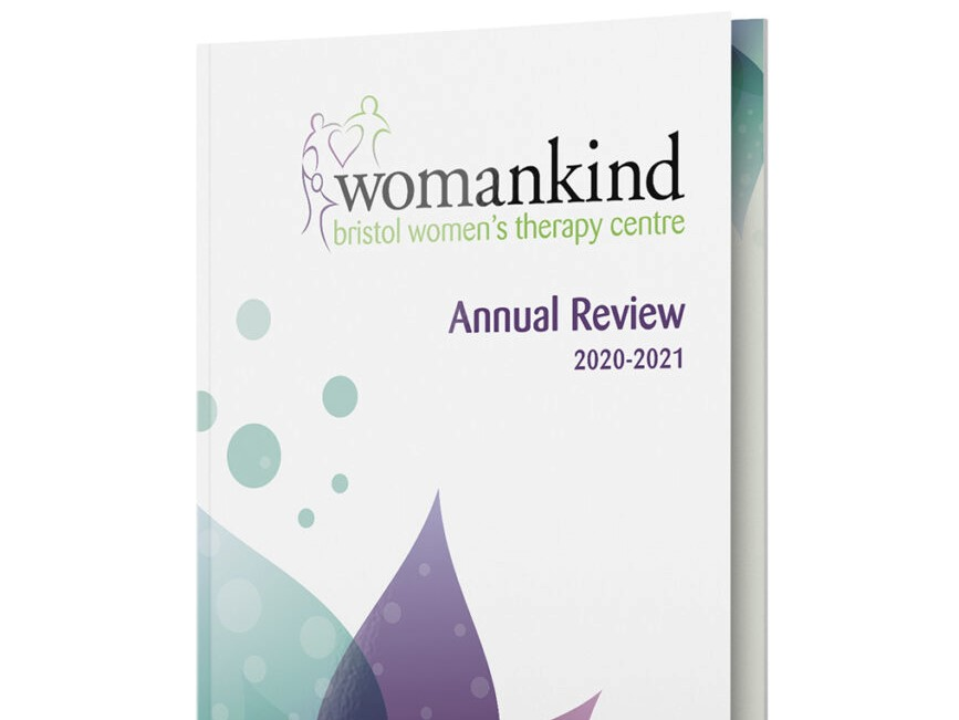 Womankind Annual Review 2020-21